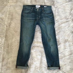 Like New Lucky Brand Boyfriend Fit Jeans